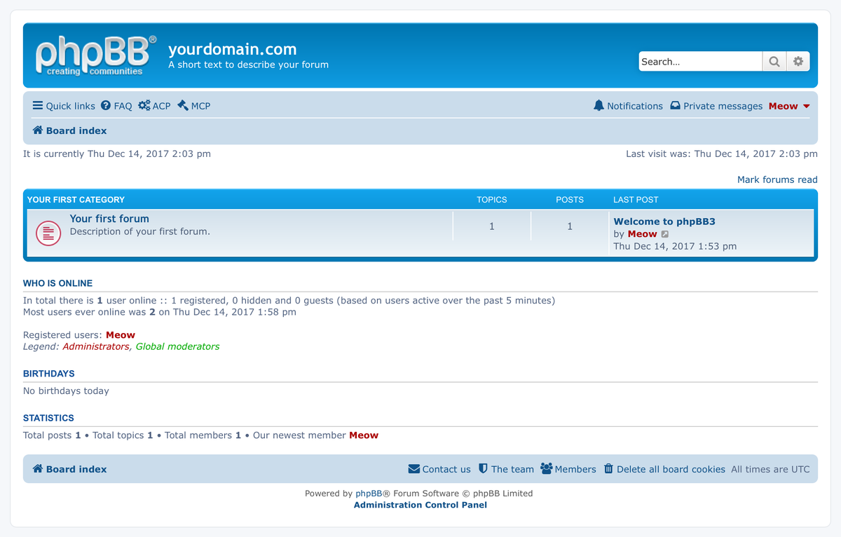 Phpbb by bisex clip powered