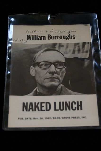 In york new lunch naked