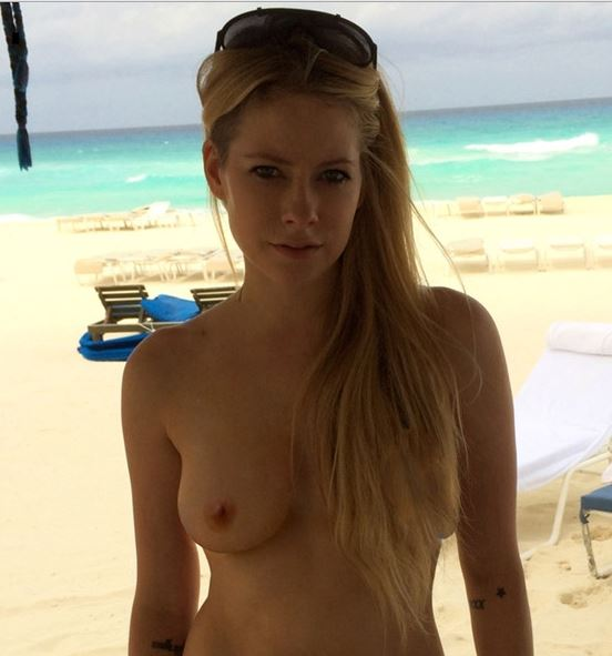 icloud nude Lavigne hacked avril