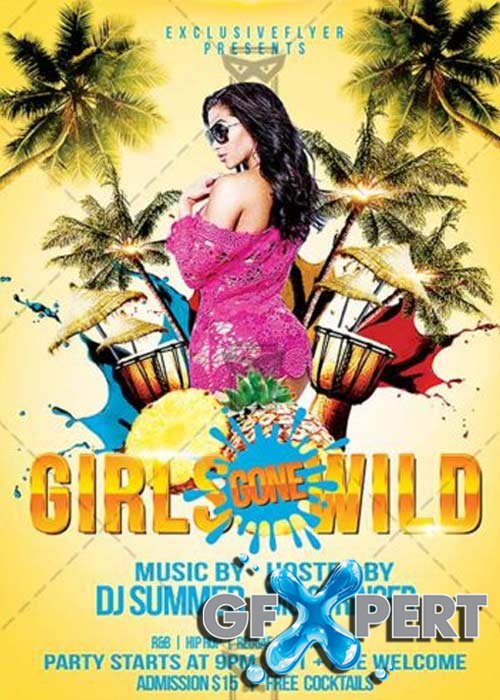 Gone party wild girls cove