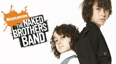 Naked brothers wolff nat the band