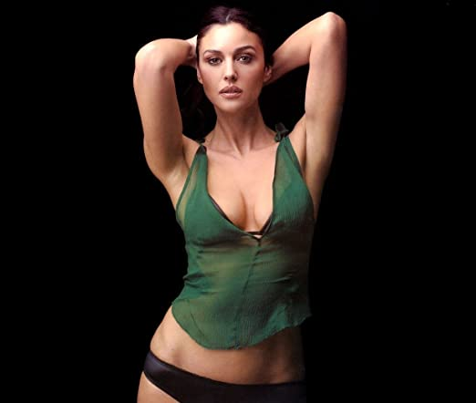 monica Bellucci nackt hot bilder