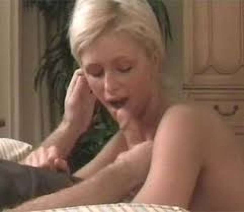 Hilton sex real paris tape