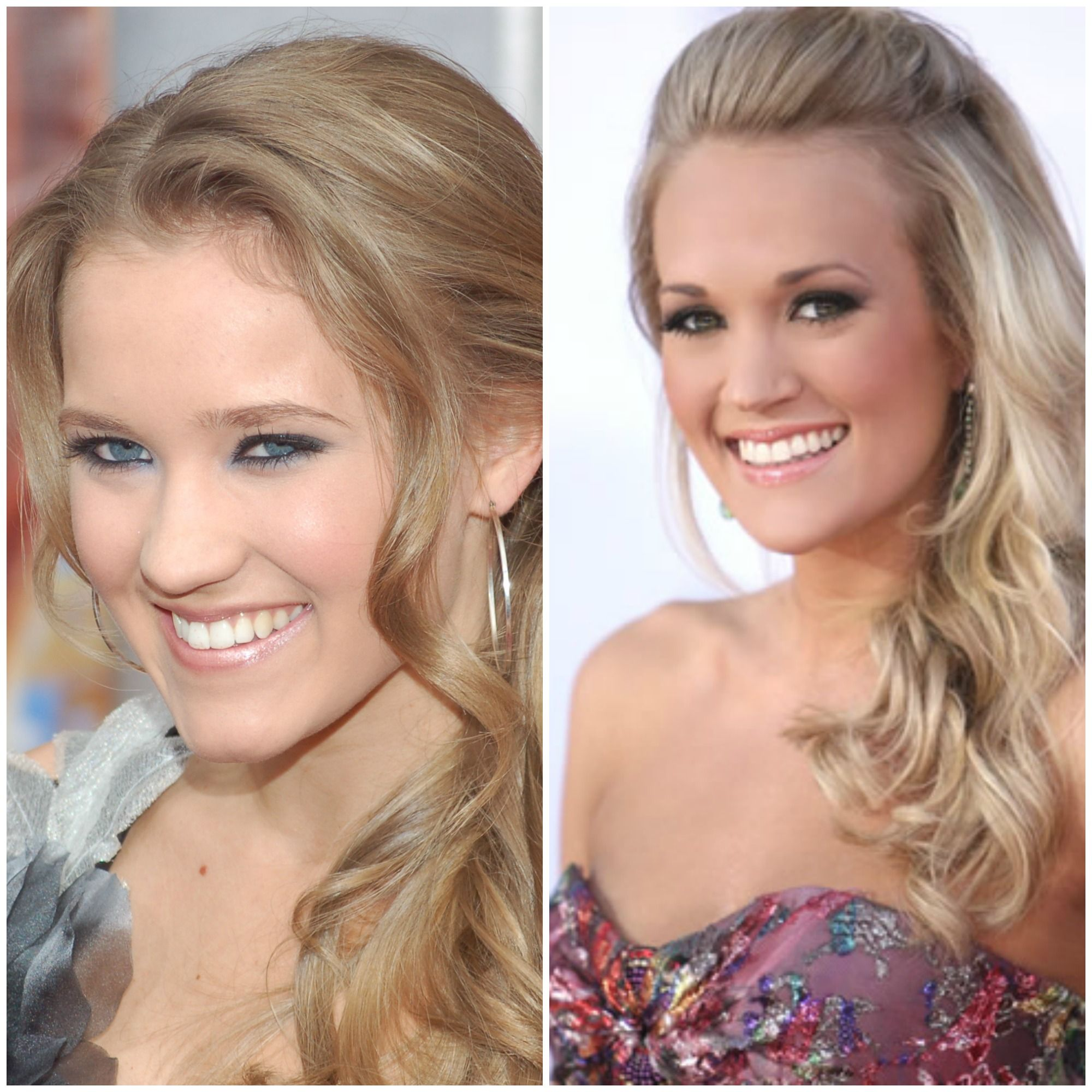 emily osment Carrie underwood nackt