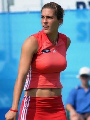 Hot player tennis frauen weibliche