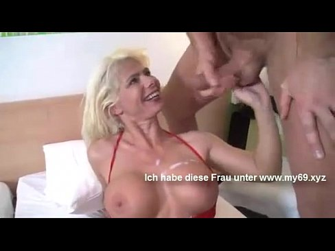 Big boobs frau xxx latina