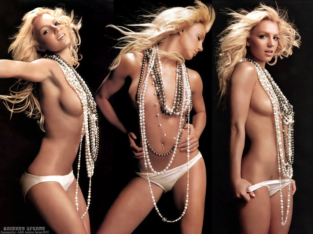 Nude pis free britney spears