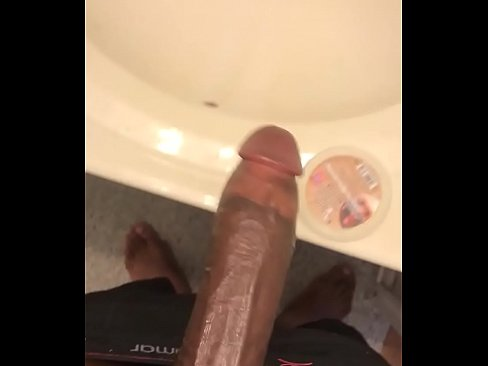 Up black bbc big cock close