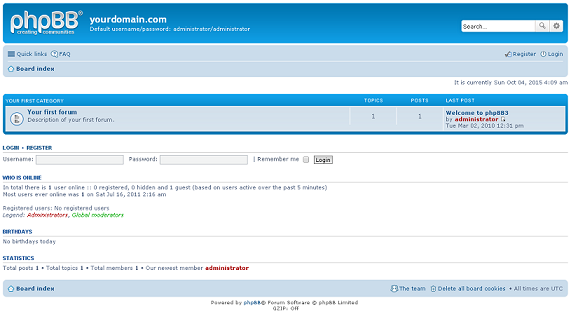 Powered faust by phpbb fetisch