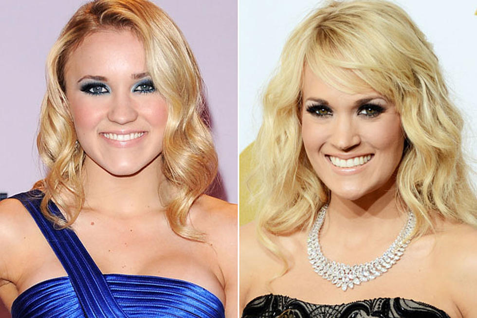 Carrie emily nackt osment underwood