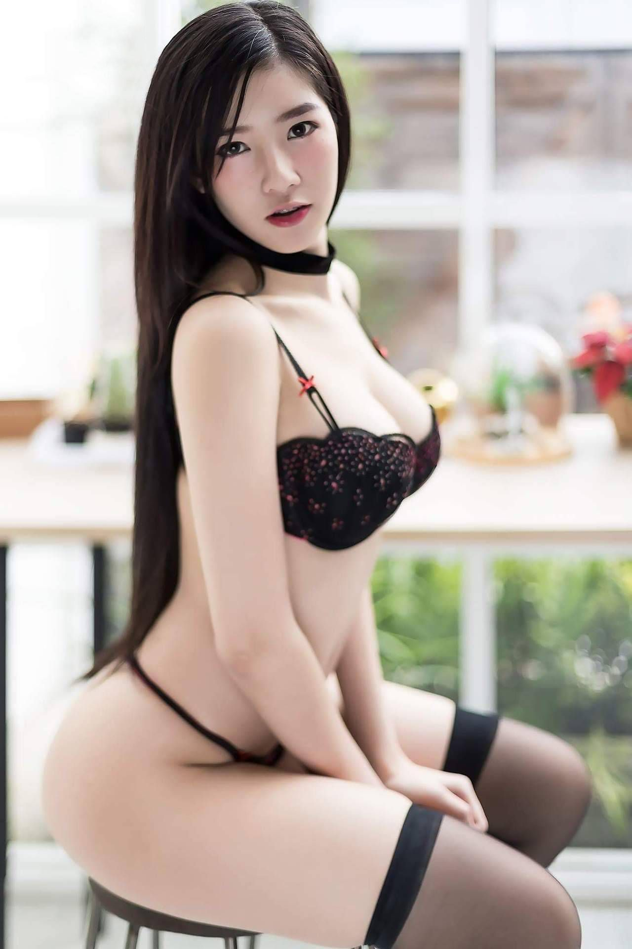 Self girl sexy pic asian