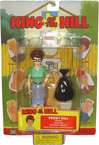 Hill the bobby of king comic peggy