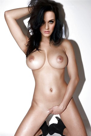 Perry nude katy fakes nackt